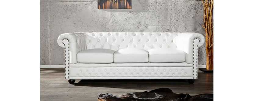 NOVÉ sofa Chesterfield